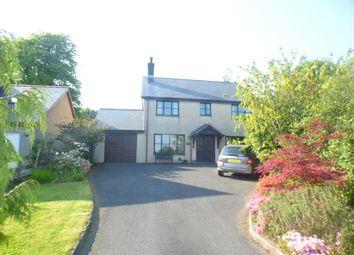 Thumbnail 4 bed detached house for sale in Hendre Gadred, Pentrefelin, Criccieth, Gwynedd