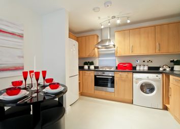 "Thumbnail 2 bed flat for sale in ""The Aidan"" at Rossmore Road East, Ellesmere Port"