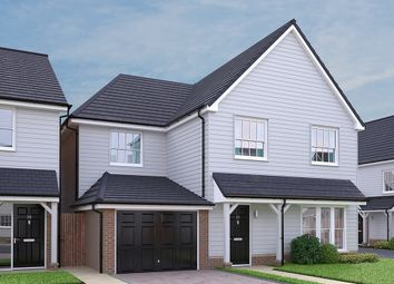 """Thumbnail 4 bedroom property for sale in """"The Apple At The Old Orchard, Stanford-Le-Hope"""" at St. Johns Mews, St. Johns Way, Corringham, Stanford-Le-Hope"""