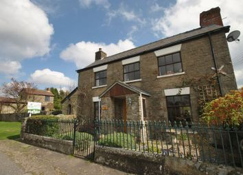 Thumbnail 3 bed detached house for sale in Bromley Road, Ellwood, Coleford