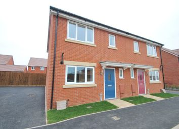 Thumbnail 2 bed semi-detached house for sale in Plot 144, Cleeve View, Bishops Cleeve.