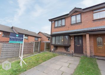 Thumbnail 3 bed semi-detached house for sale in Darley Street, Farnworth, Bolton