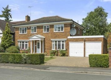 Thumbnail 5 bed property to rent in The Garth, Cobham, Surrey
