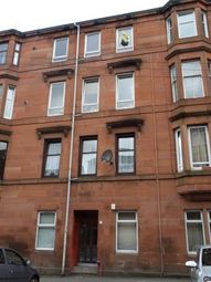 Thumbnail 1 bed flat to rent in Northpark Street, Glasgow
