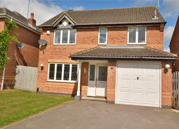 Thumbnail 4 bedroom detached house for sale in Belvedere Court, Alwoodley, Leeds