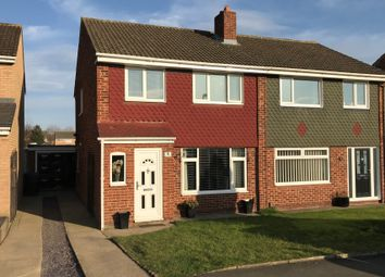 Thumbnail 3 bed semi-detached house for sale in Gayton Sands, Acklam, Middlesbrough