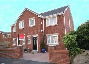 Thumbnail 4 bed semi-detached house for sale in Church Close, Formby, Liverpool