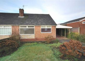 Thumbnail 2 bed semi-detached bungalow to rent in Barnfield Road, Wardley, Swinton, Manchester