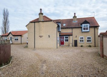Thumbnail 5 bed detached house for sale in Northlands Lane, Sibsey, Boston