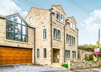 Thumbnail 4 bedroom detached house for sale in Miry Green Terrace, Netherthong, Holmfirth