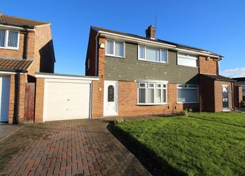 Thumbnail 3 bed semi-detached house for sale in Felton Lane, Stockton-On-Tees