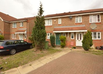 Thumbnail 2 bed terraced house for sale in Turnbury Close, North Thamesmead, London