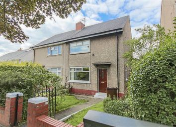 Thumbnail 2 bed semi-detached house for sale in Tedder Avenue, Burnley, Lancashire
