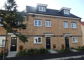 Thumbnail 3 bed town house to rent in Abbey Green, Durham Gate, Spennymoor