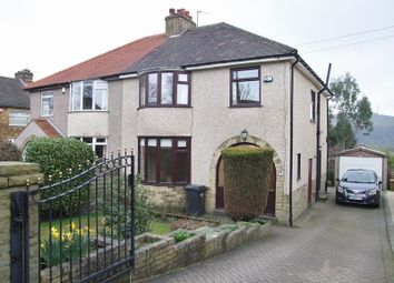Thumbnail 3 bed property to rent in Well Head Lane, Halifax