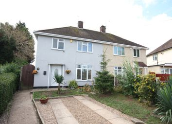 Thumbnail 3 bedroom semi-detached house for sale in Redruth Close, Nottingham, Nottinghamshire