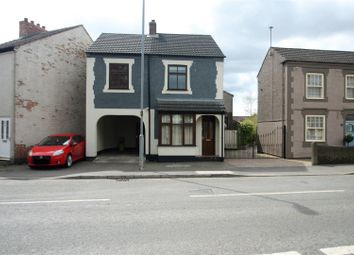 Thumbnail 3 bedroom detached house for sale in Whitehill Road, Ellistown, Coalville