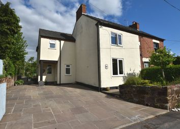 Thumbnail 3 bed semi-detached house for sale in Bentleys Road, Market Drayton