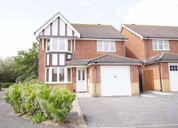 Thumbnail 3 bed detached house for sale in Usborne Close, Lee-On-The-Solent