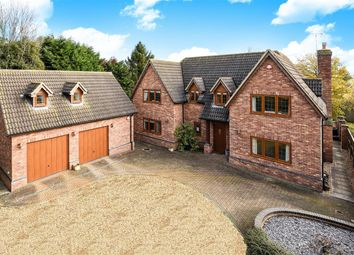 Thumbnail 5 bed detached house for sale in Station Road, Lower Stondon, Henlow