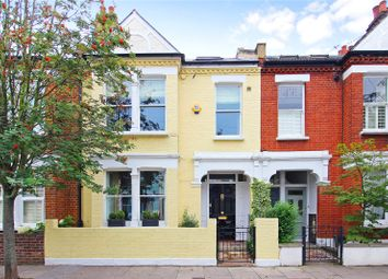 Thumbnail 4 bed property for sale in Wardo Avenue, Munster Village, Fulham, London