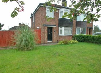 Thumbnail 3 bed semi-detached house for sale in Raby Park Road, Neston, Cheshire