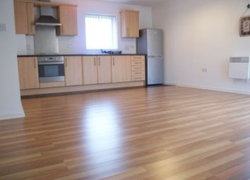 Thumbnail 2 bedroom flat to rent in Hartley Court, Lock 38, Cliff Vale, Stoke On Trent