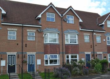 Thumbnail 4 bedroom town house to rent in St Austell Way, Churchward, Swindon