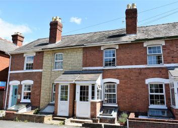 Thumbnail 3 bed terraced house for sale in Foley Street, Hereford