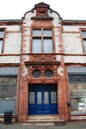 Thumbnail 1 bed flat to rent in The Old Co-Op, Chapel Street, Dalton-In-Furness