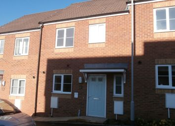 Thumbnail 3 bed town house for sale in Delph Road, Brierley Hill
