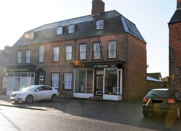 Thumbnail 2 bed semi-detached house for sale in Market Street, Spilsby