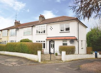Thumbnail 4 bed end terrace house for sale in The Oval, Clarkston, Glasgow