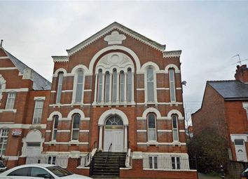 Thumbnail 2 bed flat to rent in Fosse Road North, Leicester