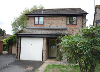 Thumbnail 3 bed detached house for sale in Riverdene Drive, Winnersh, Wokingham