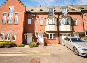 Thumbnail 4 bed town house for sale in Greensleeves Drive, Warley, Brentwood