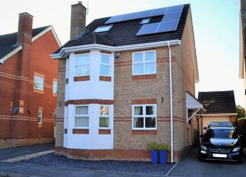 Thumbnail 5 bed detached house for sale in Chapel Field, Peasedown St. John, Bath