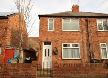 Thumbnail 3 bed semi-detached house to rent in Percy Mews, Count De Burgh Terrace, York