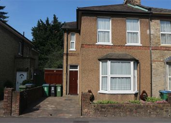 Thumbnail 3 bedroom semi-detached house for sale in Woodford Road, Watford, Hertfordshire