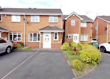 Thumbnail 3 bed end terrace house to rent in The Hedgerows, Haydock, St Helens