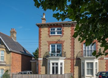 Thumbnail 3 bed flat for sale in Mill Hill Road, Cowes, Isle Of Wight