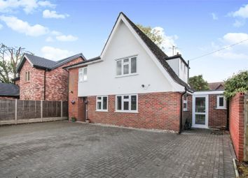 Thumbnail 4 bed detached house for sale in Bates Lane, Weston Turville, Aylesbury, Buckinghamshire