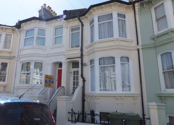 Thumbnail 1 bed flat to rent in Cowper Street, Hove