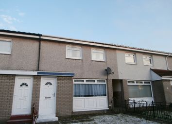 Thumbnail 3 bed terraced house for sale in Neidpath, Baillieston, Glasgow