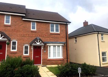 Thumbnail 3 bed property to rent in Fairway Meadows, Ullesthorpe, Lutterworth