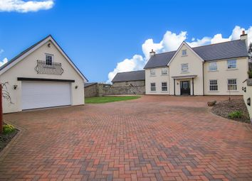 Thumbnail 4 bedroom detached house for sale in Fair View, Water Street, Margam, Port Talbot