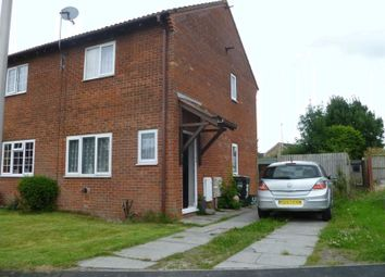 Thumbnail 2 bed end terrace house for sale in Longdown Drive, Worle, Weston-Super-Mare