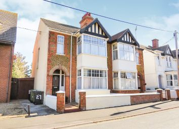 Thumbnail 4 bedroom semi-detached house for sale in Seagate Road, Hunstanton