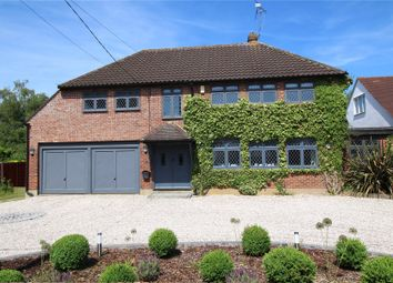 Thumbnail 5 bedroom detached house for sale in Potash Road, Billericay, Essex