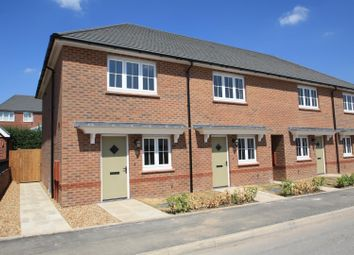 Thumbnail 2 bed end terrace house for sale in Todd Row, Hartford, Northwich